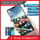 P3pro 6.3''inch Mobile Smart Phone Hd Full Screen 6+128g 4000mah Android Face Id