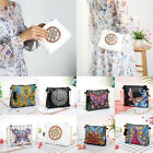 Diy Special Shaped Diamond Painting Leather Crossbody Bag Girl Clutch Purse Tote