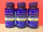 Puritan's Pride Melatonin 10 mg Night Time Sleep Aid 120 Capsules $8.94 USD on eBay