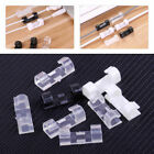 20pcs Cable Clips Self-Adhesive Cord Management Wire Holder Organizer Clamp Hot