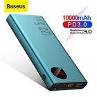 Baseus 20000mAh Power Bank 22.5W USB QC4.0 Type C PD3.0 Charger External Battery for sale  Shipping to Nigeria