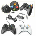 AU 2.2M USB Wired For XBOX 360 Game Controller Gamepad PC Windows For XBOX ONE