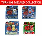 TURNING MECARD COLLECTION / Korean Transformer Robot Car Toys