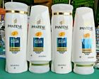 Lot 4 Pantene Pro-V Shampoo Conditioner Nature Repair Volume Nature Strong Daily