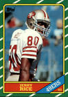 1986 Topps Football You Pick/choose Cards #1-229 Rc Stars ***free Shipping***
