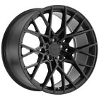 TSW Sebring 18x8.5 5x100 +35mm Matte Black Wheel Rim $296.91 CAD on eBay