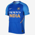 *NEW* 2019 OFFICIAL NIKE TEAM INDIA ONE DAY CRICKET STADIUM T-SHIRT, MENS