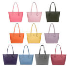 New Women's Coach F58846 City Zip Tote Handbag Crossgain Leather Shoulder Bag  image