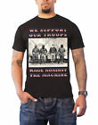 Rage Against The Machine T Shirt Bulls on parade band Logo Wont do new Official