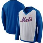$75 Nike New York Mets Performance Windshirt Pullover Jacket S M L or XL Dri Fit on Ebay