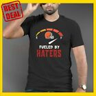 Cleveland Browns Fueled By Haters T-Shirt - NFL Tshirt Tee Mens S - 2XL $14.5 USD on eBay