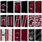 OFFICIAL NBA MIAMI HEAT LEATHER BOOK WALLET CASE FOR MICROSOFT SURFACE TABLETS on eBay