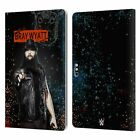 OFFICIAL WWE BRAY WYATT LEATHER BOOK WALLET CASE FOR MICROSOFT SURFACE TABLETS