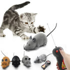 Fun Wireless Remote Control Electronic Rat Mouse Mice Toy For Cats Dogs XG