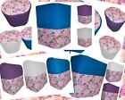 Custom Canvas Pink Roses Matching Cover Set for Kitchen Countertop Appliances