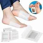 100 PCS Premium Ginger Detox Foot Pads Patch New Herbal Detox Cleansing Pad N4G8