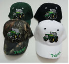 Toddler Embroidered TRACTOR Hat Boys Girls Kids Ball Cap Many Colors New