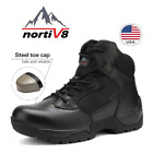 Kyпить NORTIV 8 Mens Work Safety Shoes Steel Toe Indestructible Military Tactical Boots на еВаy.соm