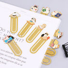 Kyпить Cute Cats Reading Book Metal Bookmark Cartoon Animals Bookmark Gift Stationery на еВаy.соm