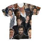Eric McCormack Collage T-Shirt