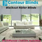 ++SAMPLES ONLY* BLACKOUT ROLLER BLINDS In 30 DIFFERENT COLOURS-SAMPLES ONLY ++