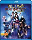 BILL & TED'S MOST EXCELLENT COLLECTION New Blu-ray Adventure + Bogus Journey