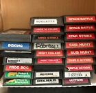 Intellivision Games - Pick & Choose Authentic, original - FAST, FREE SHIPPING!