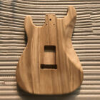 Unfinished Guitar Body Mahogany Maple Basswood DIY Electric Guitar Parts S6B5 for sale