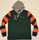 men polo ralph lauren lightweight hoodie bleecker cup size s m l xl xxl