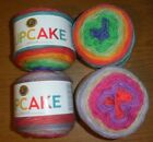 Lot Of 2 Skeins Lion Brand Cupcake Yarn, 5.3 Oz, 590 Yds, You Choose Color