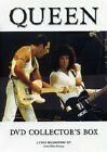 QUEEN DVD COLLECTOR'S BOX New Sealed 2 DVD Set