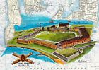 Fort Adams  Art Print Historic Narragansett Bay Newport Gift Jazz Festival RI
