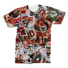 Tyreek Hill Collage T-Shirt