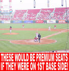 CHICAGO CUBS @ CINCINNATI REDS TICKETS 06/25 TOP 1500 SEATS IN THE PARK! on Ebay