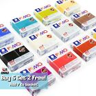 FIMO Leather Polymer Oven Modelling Clay - 11 Colours - 57g - Buy 5 Get 2 Free image