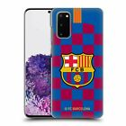 OFFICIAL FC BARCELONA 2019/20 CREST KIT HARD BACK CASE FOR SAMSUNG PHONES 1