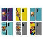 OFFICIAL FC BARCELONA 2019/20 CREST KIT LEATHER BOOK CASE FOR HUAWEI PHONES