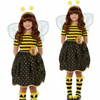 Santoro Bumble Bee Costume Childrens Doll Fancy Dress Dolly Outfit Age 4-12