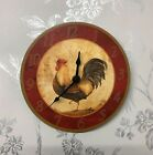 Rooster Small Kitchen Dining Room Caravan Farmhouse Wall Clock 17 cm 16299