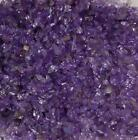 Amethyst Gemstone Chips Nuggets No Hole Undrilled For Bottles Jewelry Gem Purple