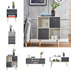 Home Storage Cabinet Tv Table Unit Coffee Table End Table With Drawer Livingroom