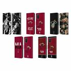 OFFICIAL NBA 2019/20 MIAMI HEAT LEATHER BOOK WALLET CASE FOR SAMSUNG PHONES 1 on eBay