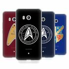 OFFICIAL STAR TREK: PICARD BADGES SOFT GEL CASE FOR HTC PHONES 1 on eBay