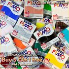 Fimo Effect & Soft Oven Modelling Clay 57g - Buy 5 Get 1 Free - 70 Colours image