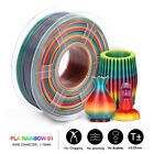 SUNLU 3D-Drucker Filament 1,75 mm ABS PLA PETG SILK 1KG/2,2 LB Printer Mit Spule