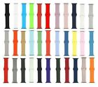 Silicone Strap Band For Apple Watch Series SE 6 5 4 3...