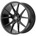 Staggered Asanti ABL-13 Front: 20x9, Rear: 20x10.5 5x114.3 Black Wheels Rims $1381.89 CAD on eBay