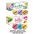 NEW! AVON BATH BOMBS Boxed Set of 3: Floral or Fruity Scents SEALED **FREE P