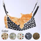 Pet Rabbit Cat Hammock Bed Cover Bag Blankets Hanging Dog Cage Comforter Ferret