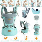 Kyпить Newborn Infant Baby Carrier Breathable Ergonomic Adjustable Wrap Backpack 3 in 1 на еВаy.соm